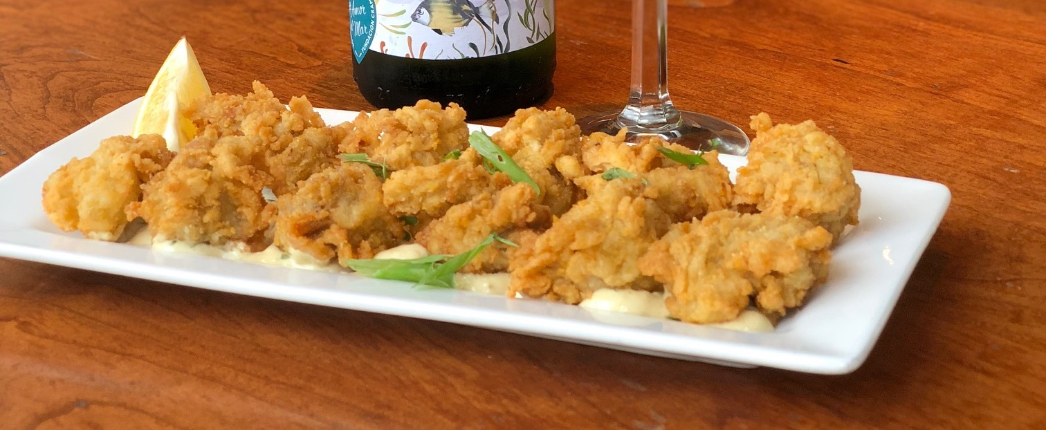 fried oysters featured